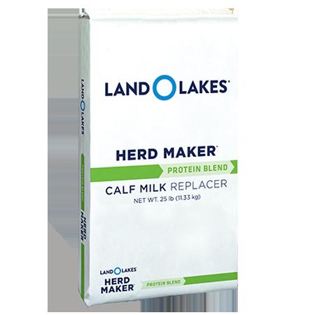 Land O' Lakes Herd Maker Protein Blend Bag