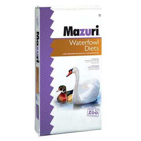 Mazuri Waterfowl Breeder 50-lb Bag