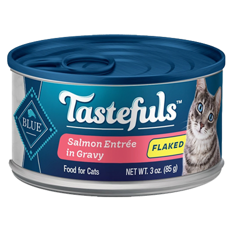 Blue Buffalo Tastefuls Salmon Entree Pate 3-oz Can