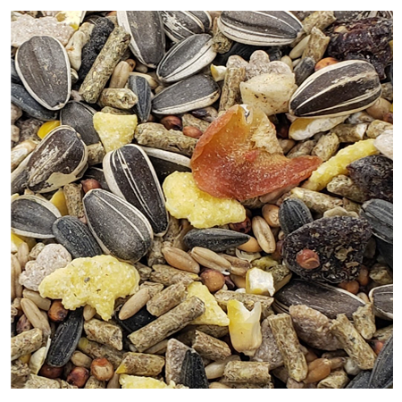 Hamster & Gerbil Blend Pet Food