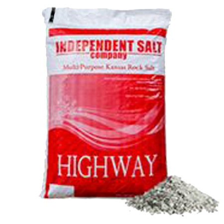 Highway Salt 50-lb Bag