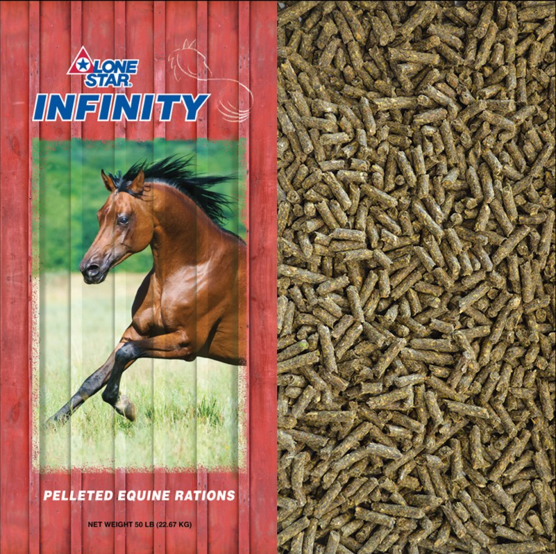 Lone Star Infinity Complete OS 50-lb