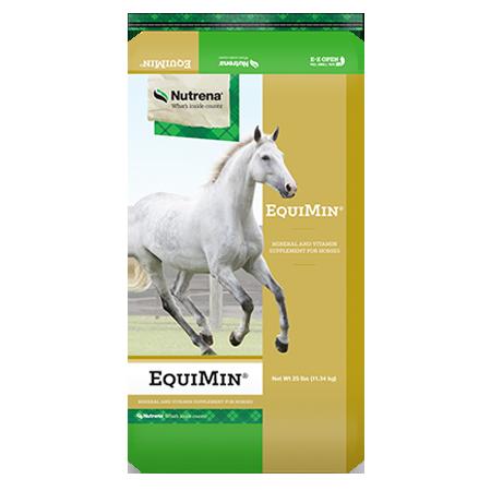 Nutrena EquiMin Loose Mineral 25-lb Bag