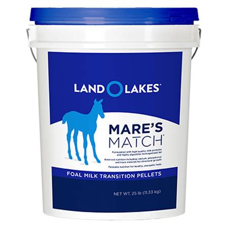 Land O Lakes Mare's Match Foal Transition Pellets