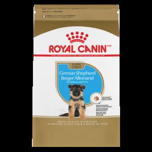Royal Canin German Shepherd Puppy Dry Dog Food 30-lb Bag