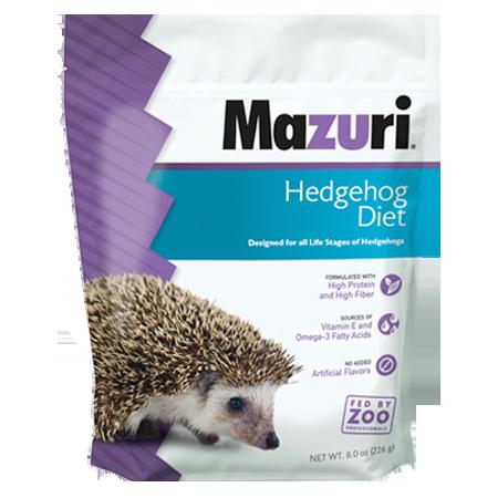 Mazuri® Hedgehog Diet 5M3D 8-oz Bag