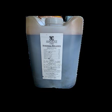 Seminole Molasses 5 Gallon Container