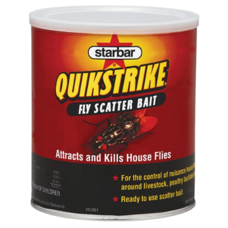 Starbar Quickstrike Fly Scatter Bait 5-lb Canister