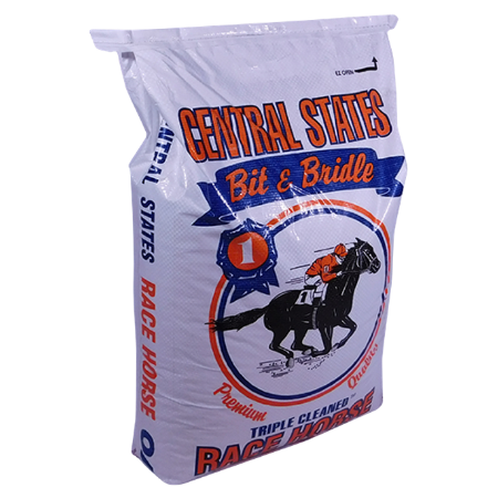 Central States B&B Crimped Oats 50-lb Bag