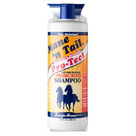 Mane 'n Tail Pro-Tect Medicated Horse Shampoo, 32-oz bottle