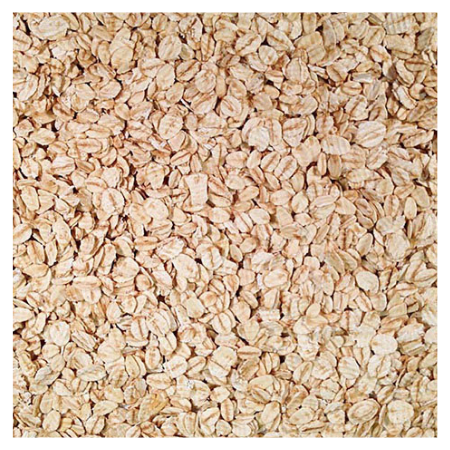Mid South Steam Rolled Oats 50-lbs