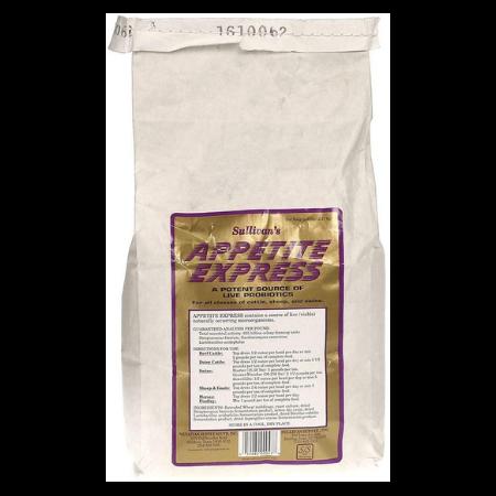 Sullivan's Appetite Express Probiotic Granules White 5lb
