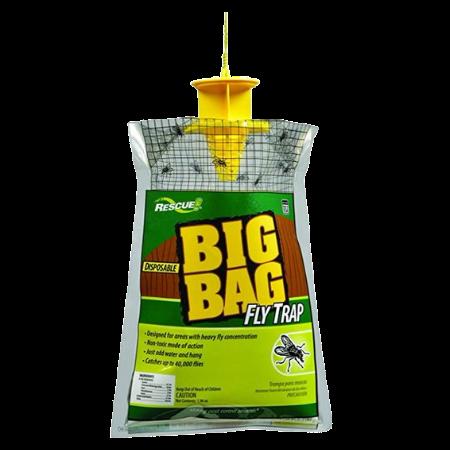 Rescue Big Bag Outdoor Fly Trap