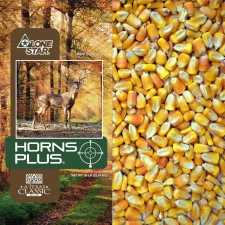 Persimmon Flavor Deer Corn,