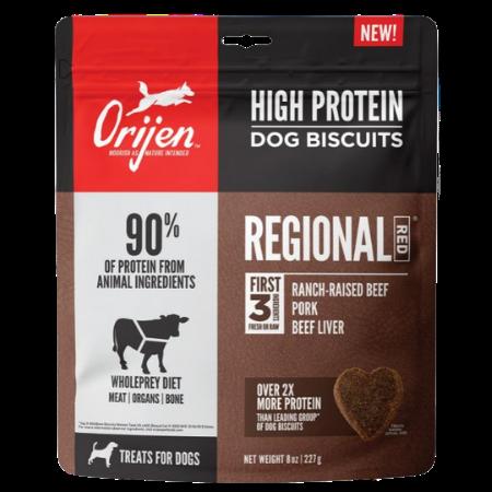 RIJEN Regional Red High Protein Biscuits